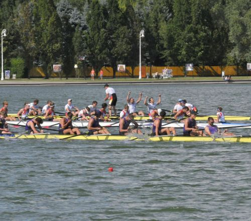 European Universities Rowing Championship 2017
